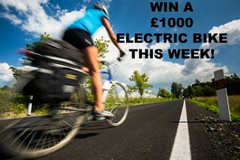 Win an electric bike